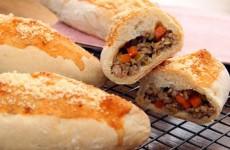 Pão Recheado com Carne Moída: Receita para fazer a qualquer hora e se deliciar!